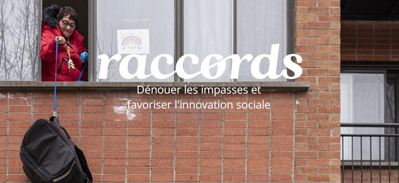 Raccords 05 - Maison de l'innovation sociale